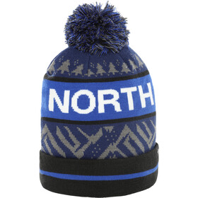 The North Face Ski Tuke TNF Black/TNF Blue Multi